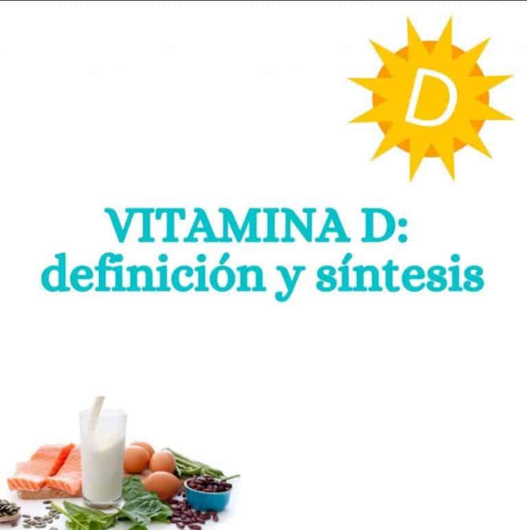 vitamina d baja