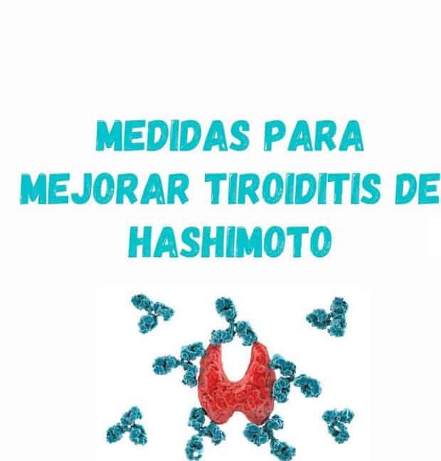 mejorar tiroiditis de hashimoto
