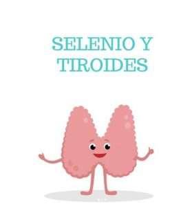 selenio y tiroides